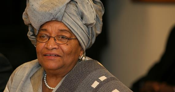 Africa's War Lord Queen; The Bloodstained Career of Liberia's Eleanor Sirleaf Johnson