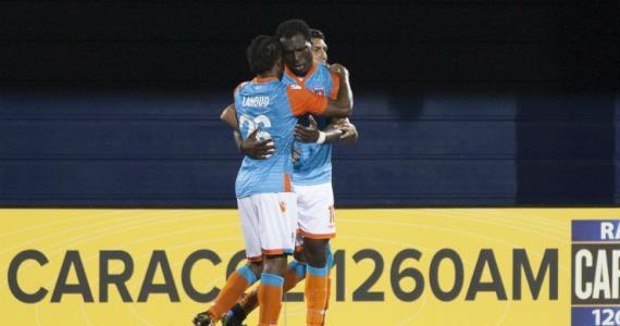 Ghana midfielder Kwadwo Poku on target again for Miami FC in win over Edmonton