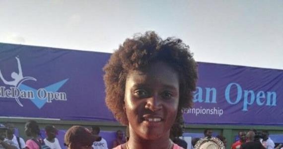 Nigerian wins McDan West Africa Open Championship again