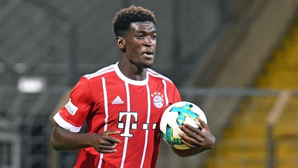 Ghana's Kwasi Okyere Wriedt nets 14th goal of the season forFC Bayern Munich II