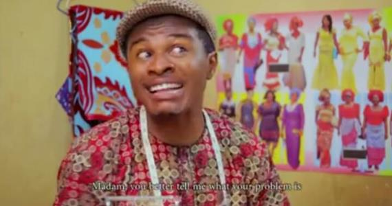 Comic Actor Samuel Ajibola Drops Another Episode Of 'Dele Issues' (Daily Issues) Titled