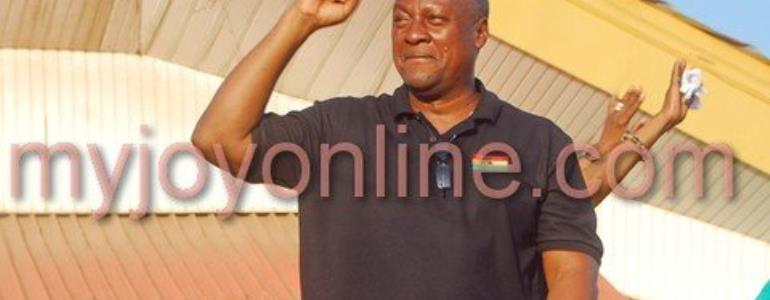 NDC Risks Losing 2020 Elections With Mahama As Flagbearer - Political Scientist