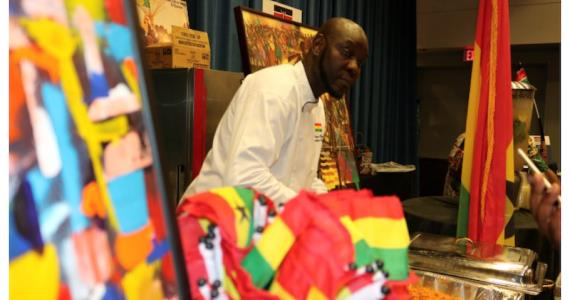 Chef Francis Otoo of Ghana Wins Africa Silver At Embassy Chef Challenge