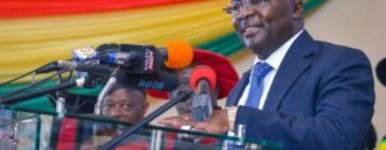 Government's Achievements So Far 'Unprecedented' – Bawumia