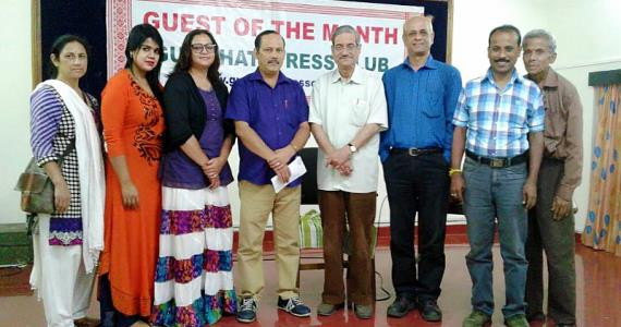Prof Choudhury Advices Youth To Study History