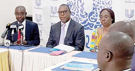 Unilever Ghana Makes Giant Strides