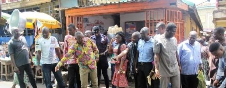 MP Reaffirms Commitment To Address Sanitation Challenges