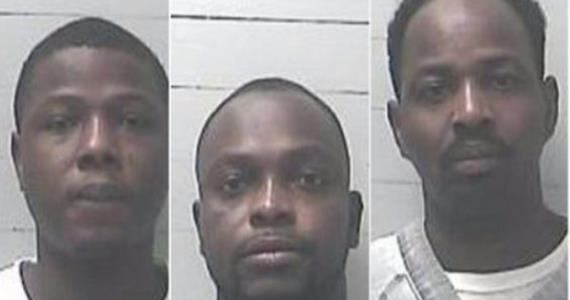 3 Nigerian Internet Fraudsters Caged In US