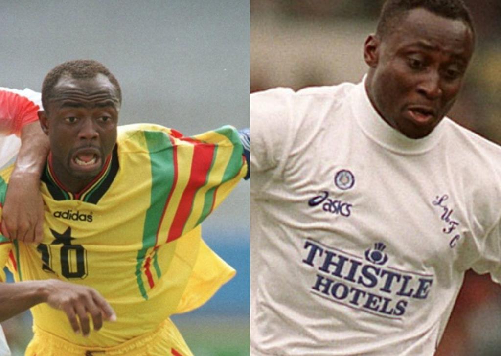 Image result for abedi Pele, Tony Yeboah