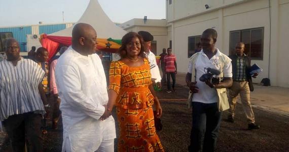 Elmina Gets $7.48m Fish Processing Plant