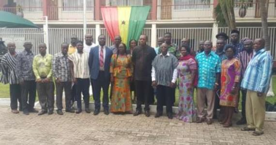 Education Minister inaugurates free SHS Committee