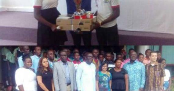 Queen of Peace SHS wins Ghana Youth Mobile App Contest
