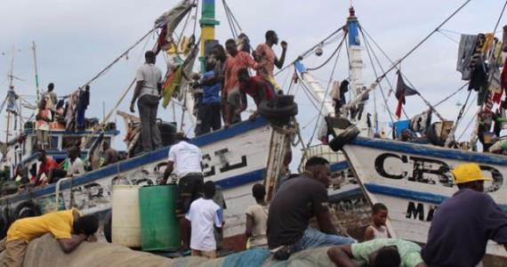 Illegal Fishing Destroying Fisheries Sector