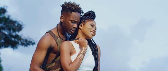 Eazzy And Mr Eazi In Steamy Romance In New Forever Official Video