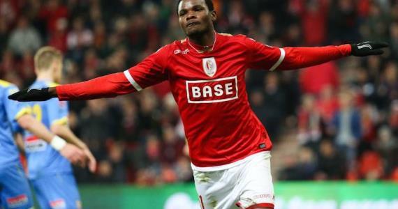 Belgian side Standard Liège set to axe Ghanaian striker Benjamin Tetteh