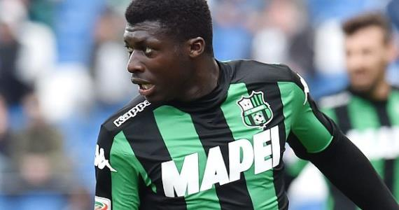 Italian giants AS Roma and AC Milan target Ghana midfielder Joseph Alfred Duncan