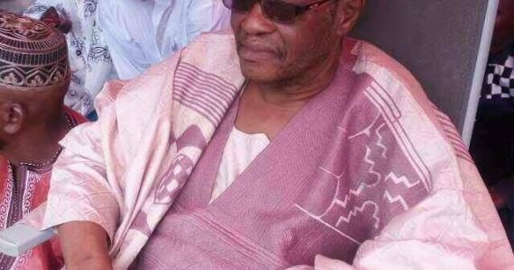 Ghana star Sulley Muntari's father passes on aged 62
