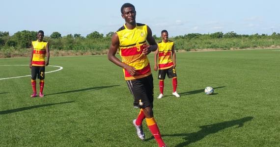 Prolific Accra Lions striker Benedict Wobenu earns late Black Stars B call up