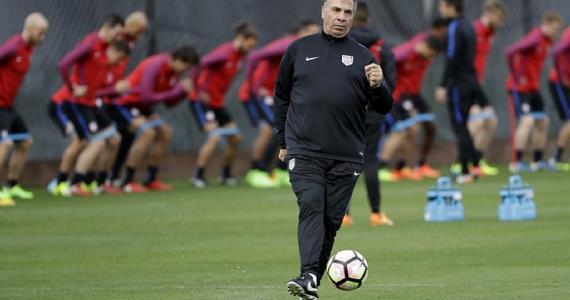 USA start training in Denver for Ghana friendly