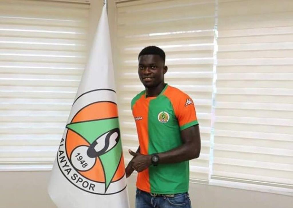 EXCLUSIVE: Isaac Sackey signs two-year deal contract extension with Alanyaspor