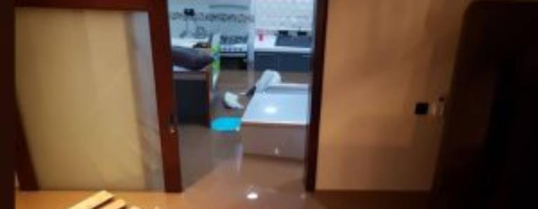 Ghanaians Trapped In Their Homes After Monday Downpour