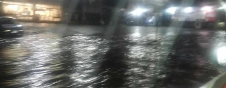 Annual Ritual: Accra Flooded Once Again Following Heavy Rain Storm