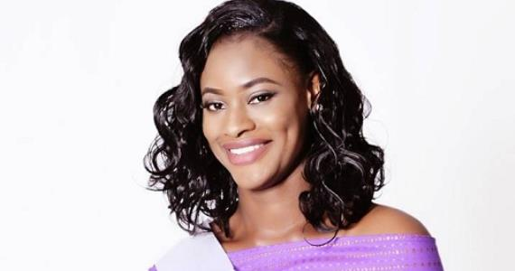 Ex Beauty Queen Carmelita Akieh releases Pre-wedding shoot withBridal Train