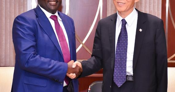 Ghana Is Ready For Big Things – Bawumia To China Exim Bank