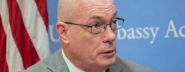US Government Not Threatening Ghana With Visa Restrictions--Ambassador Clarifies