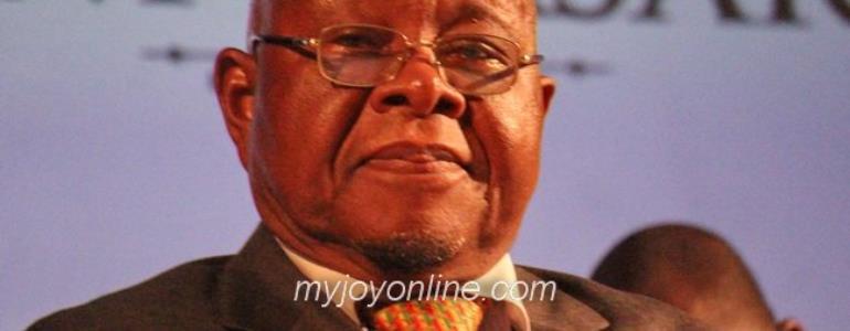 Speaker Oquaye Grabs New National ID Card
