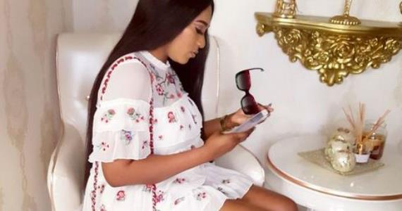 Actress, Rukky Sanda Looking Stunning for Sallah celebration