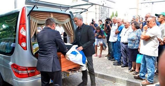 Mourinho Lays Father To Rest [Photos]