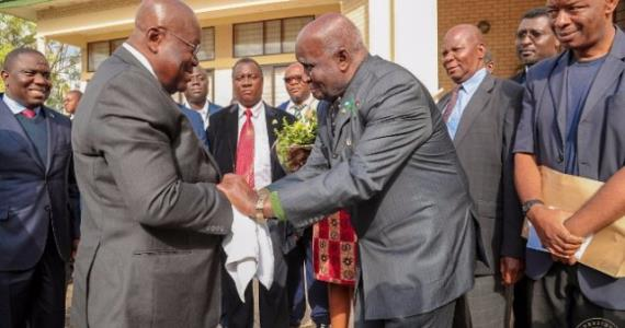 Akufo-Addo will make a huge difference for Africa - Kenneth Kaunda