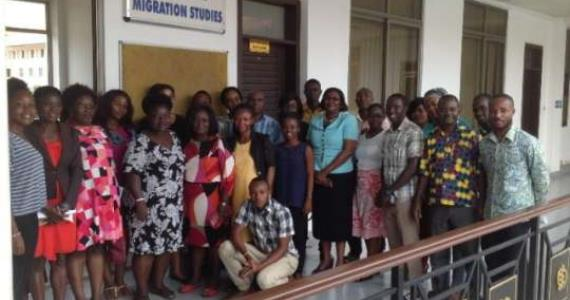 Regulating domestic work in Ghana key for development - Study