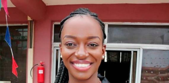 Ghana's Gwendolyne Brown Sets Unprecedented Record As First To Score 100% In English Literature