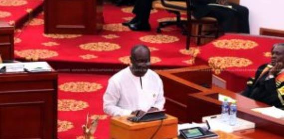 Gov't Imposes 35% Tax On Income Earners Above GHS10,000