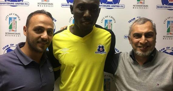 REVEALED: Richard Ofori' contract at Maritzburg makes him number 1 automatically
