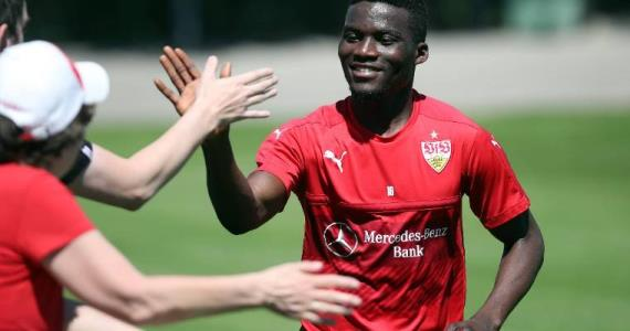 EXCLUSIVE: Hans Nunoo Sarpei's reported loan move to Dutch side VVV-Venlo likely to be scuppered by wage demands