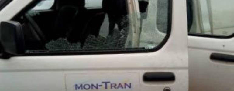 Another Policeman Guns Down Bullion Van Driver