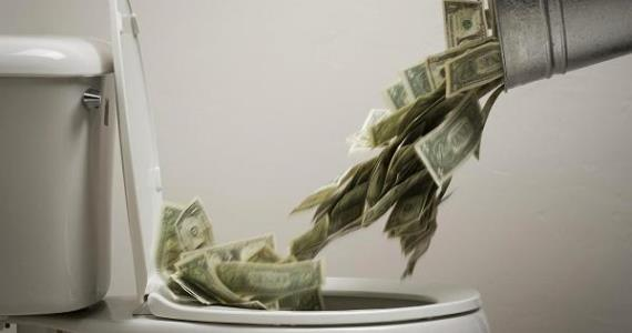 5 Common Money Mistakes People Make