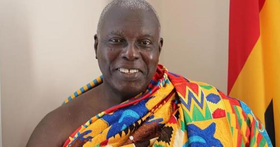 NPP USA Welcomes Ghana's Ambassador To USA Adjei-Barwuah