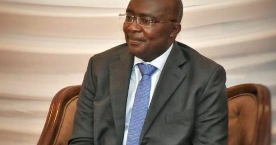 Bawumia never promised not to borrow – Veep's office