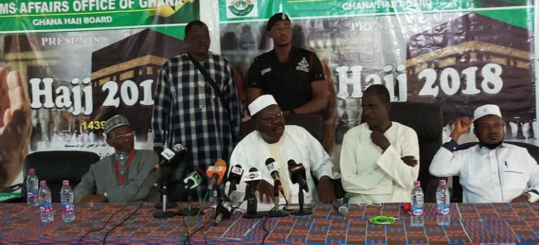 GHC31 Million Debt Was Incurred By Previous Hajj Board