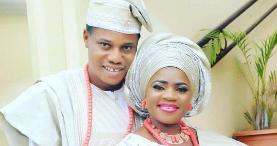 Movie Producer, Kazeem Bello Celebrates 1Year wedding Anniversary