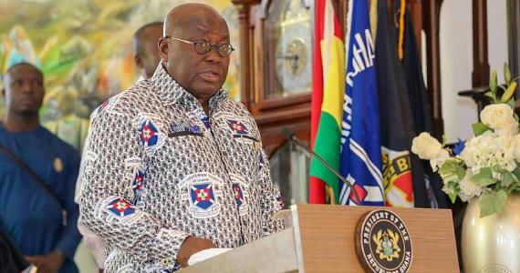 Let's depart from mindset of aid, charity – Nana Addo