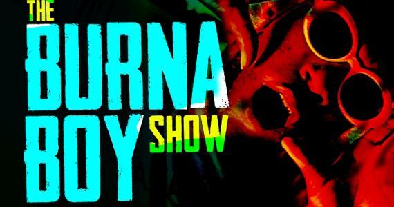 Bavent Street Live Presents The Burna Boy Show