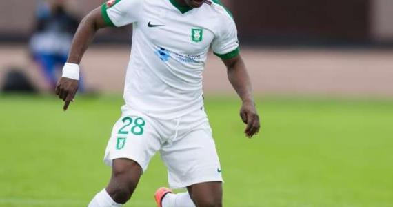 Issah Abass brace powers Olimpija Ljubljana to victory in Slovenia