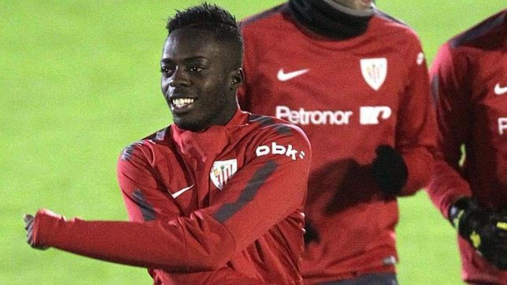Athletic Bilbao Coach Berizzo Warns Inaki Williams Over Video