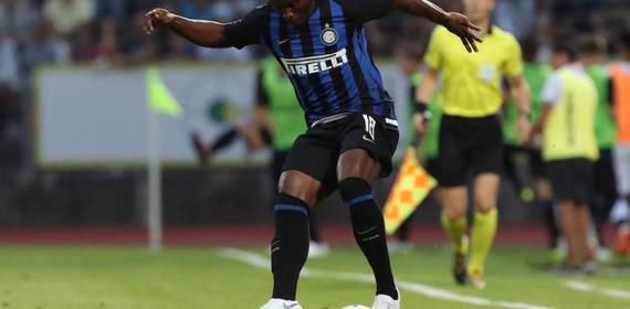 Watch Kwadwo Asamoah's Incredible Assist In Inter Milan's 2:1 Win Over Tottenham Hotspurs