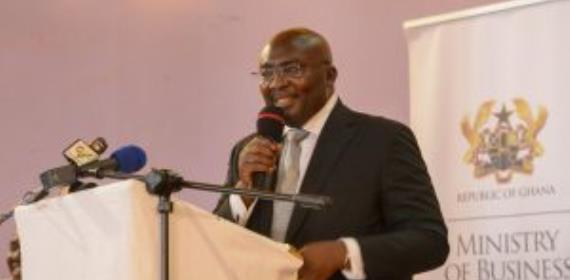 Equal Incentives Will Be Given To Local Automobile Firms - Bawumia